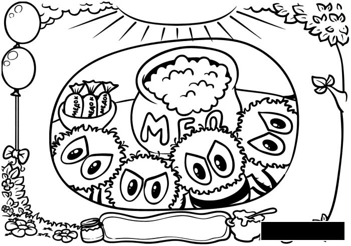Coloring winnie coloring pages cartoon Winnie the Pooh