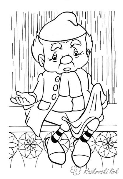 Coloring coloring pages tales of Andersen coloring pages tale Andersen Ole Lukkoye man