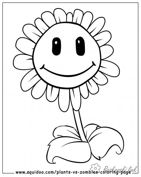 Розмальовки Рослини розмальовки для дітей, розмальовки рослини, природа, квіти