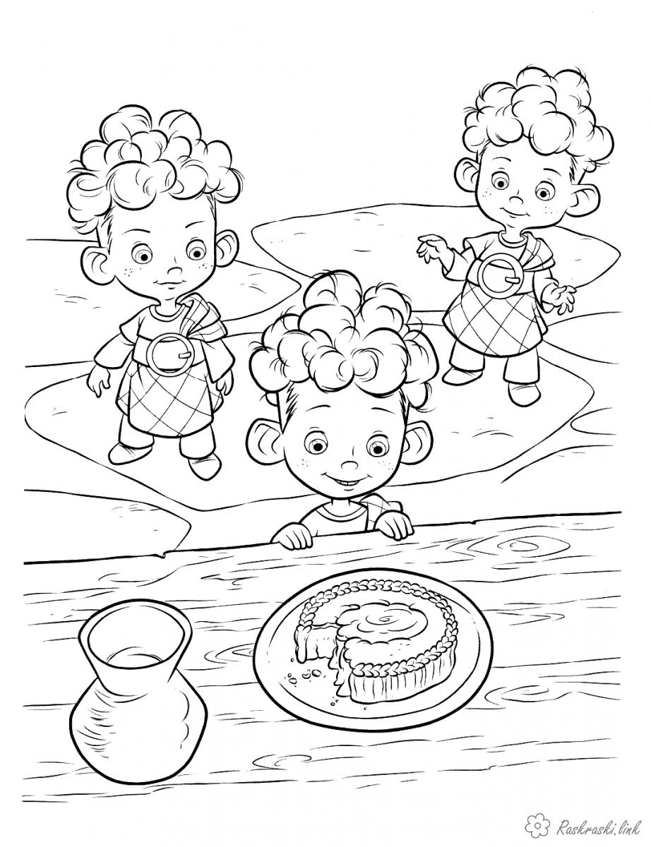 Coloring Brave coloring pages Brave boys, brothers