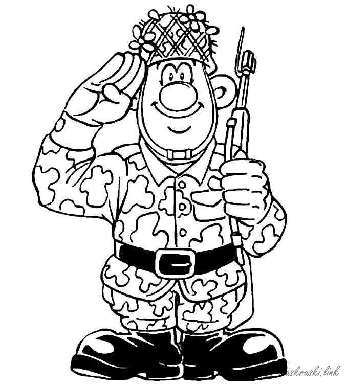 Coloring holidays coloring pages May 9 Victory Day baby, day of victory coloring pages
