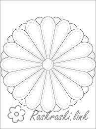 Coloring flag Coat Japan coloring pages