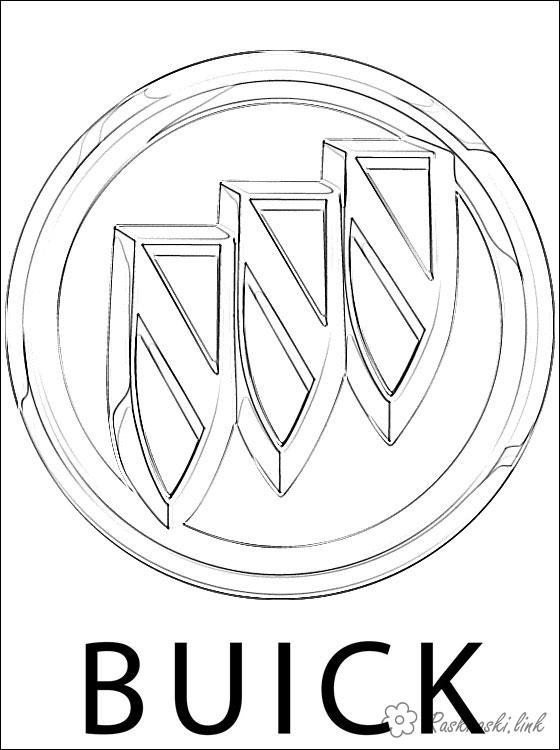 Coloring Car Brands coloring pages brand cars, for boys