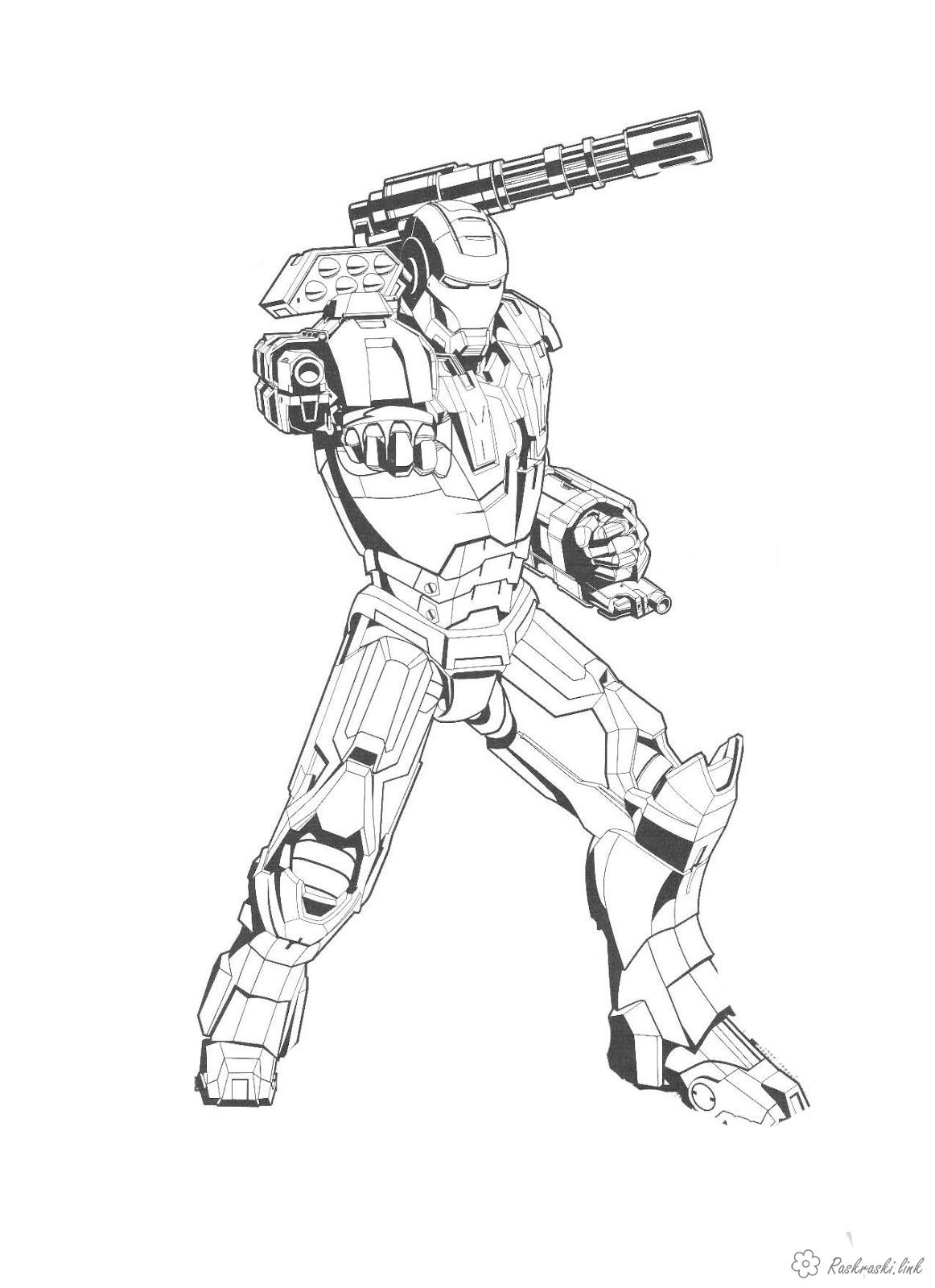 Coloring children coloring pages for children, iron man