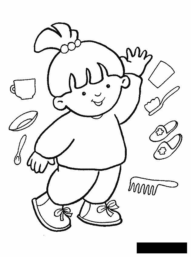 Розмальовки дівчатка дівчинка, дівчатка, їжу, літо