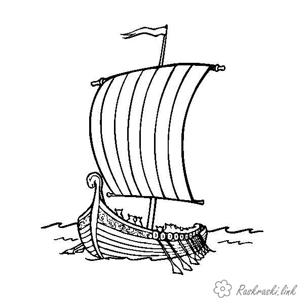 Coloring Boys coloring pages ships, ships, boats