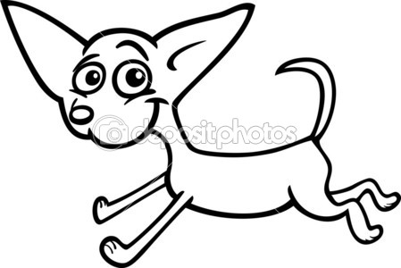 Coloring Dogs funny dog, little, coloring pages, pets