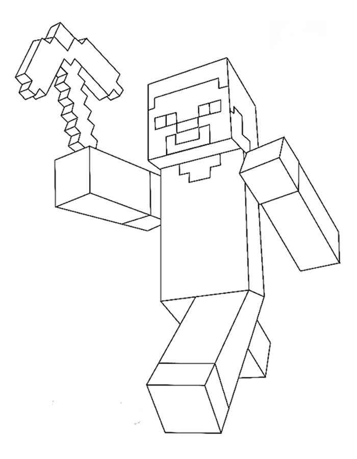 Coloring coloring pages Maynkraft