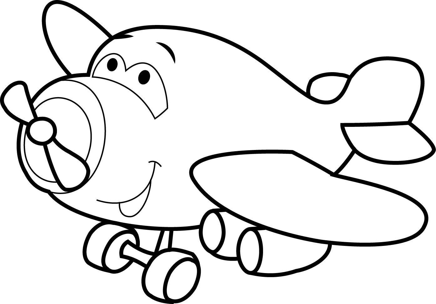 Розмальовки Літаки