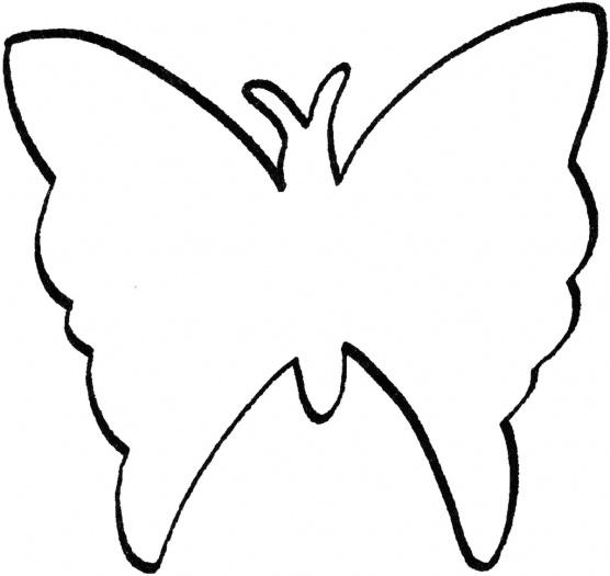 Coloring cutting Butterfly drawing paper, for cutting paper