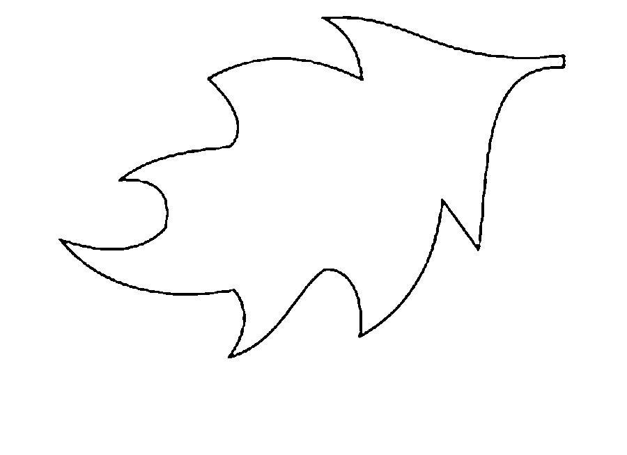 Раскраски вырезания лист чудный экзотический для вырезания из бумаги